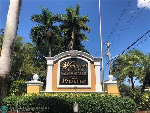 Foto de inmueble con direccion 4025 W Mcnab Rd #101E Pompano Beach FL 33069 con MLS F10228658