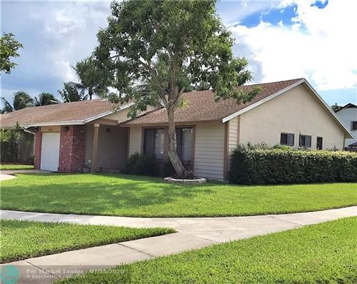 Photo of Listing MLS f10238659 in 3275 NW 104th Ter Sunrise FL 33351