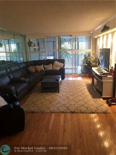 Foto de inmueble con direccion 2814 N 46th Ave #H576 Hollywood FL 33021 con MLS F10242660