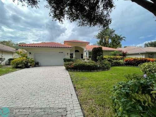 Photo of 4166 NW 66th Ter, Coral Springs, FL 33067 (MLS # F10305660)