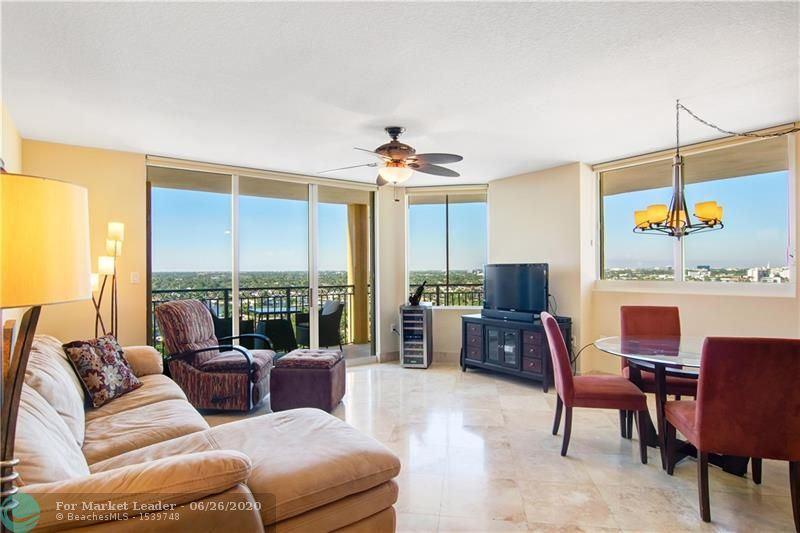 Photo of 2011 N Ocean Blvd #1204, Fort Lauderdale, FL 33305 (MLS # F10235660)