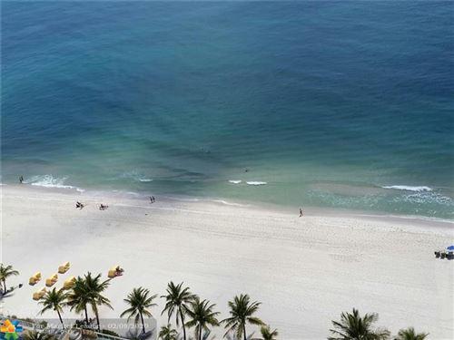 Photo of 3900 Galt Ocean Dr #414, Fort Lauderdale, FL 33308 (MLS # F10215661)