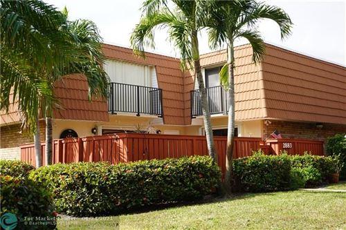 Photo of 2883 SW 11th Place #2883, Deerfield Beach, FL 33442 (MLS # F10267661)