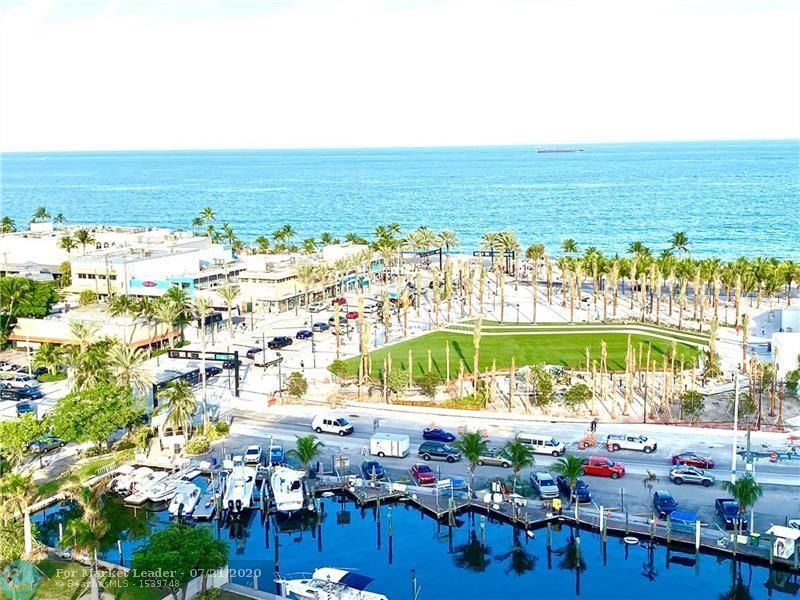 Photo of 1 Las Olas Circle #1406, Fort Lauderdale, FL 33316 (MLS # F10239661)