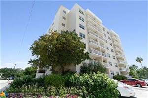 Photo of 720 Orton Ave #607, Fort Lauderdale, FL 33304 (MLS # F10156663)