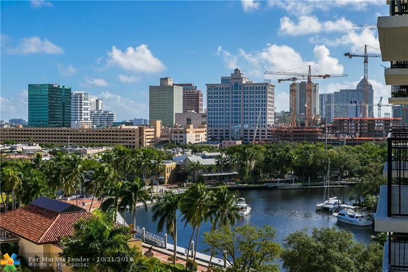 Photo of 610 W Las Olas Blvd #915N, Fort Lauderdale, FL 33312 (MLS # F10145663)