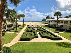 Photo of 2000 S Ocean Ln #13, Fort Lauderdale, FL 33316 (MLS # F10145664)
