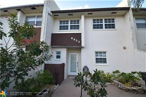 Photo of 6833 NW 29th Ave #6833, Fort Lauderdale, FL 33309 (MLS # F10176664)