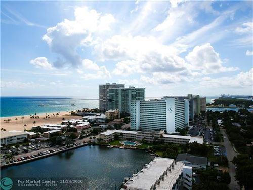 Photo of 1900 S Ocean Dr #412, Fort Lauderdale, FL 33316 (MLS # F10253665)