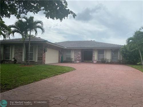Photo of 11311 NW 23rd Ct, Coral Springs, FL 33065 (MLS # F10289665)