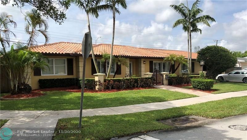 Photo of 8500 SW 87 TE, Miami, FL 33143 (MLS # F10260666)