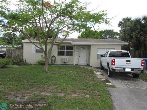 Foto de inmueble con direccion 1560 NE 27th St Pompano Beach FL 33064 con MLS F10229667