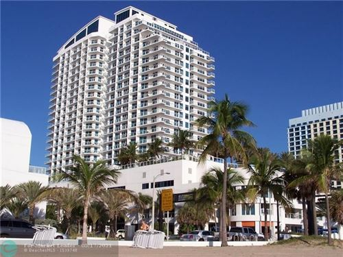 Photo of 505 N Fort Lauderdale Beach Blvd #226, Fort Lauderdale, FL 33304 (MLS # F10284667)