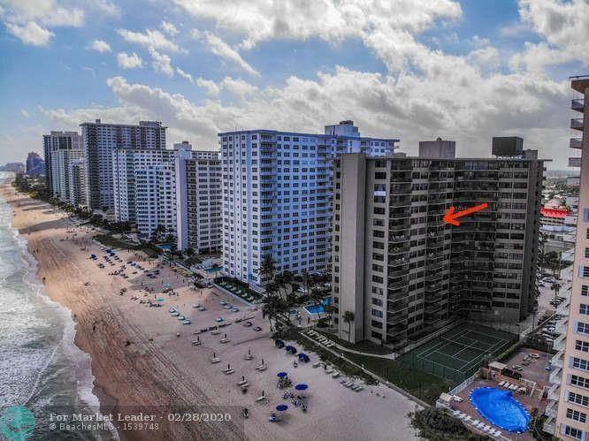 Photo of 3800 Galt Ocean Dr #1104, Fort Lauderdale, FL 33308 (MLS # F10217667)