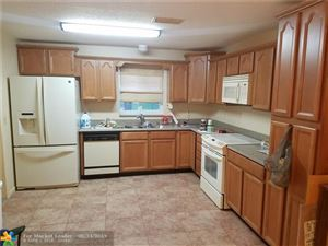 Tiny photo for 12831 SW 10th Ct, Davie, FL 33325 (MLS # F10175668)