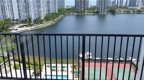 Photo of 2750 NE 183rd St #1409, Aventura, FL 33160 (MLS # F10269668)