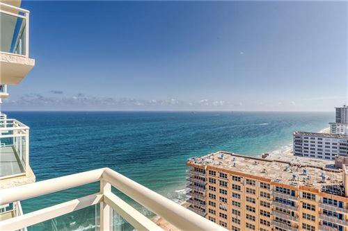 Photo of 3900 Galt Ocean Dr #2804, Fort Lauderdale, FL 33308 (MLS # F10271668)