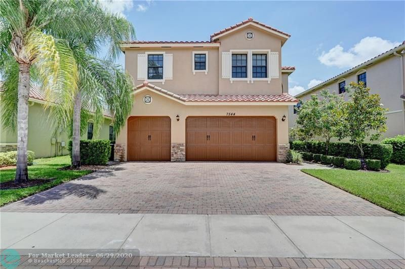 7544 NW 113th Ave, Parkland, FL 33076 - #: F10235670