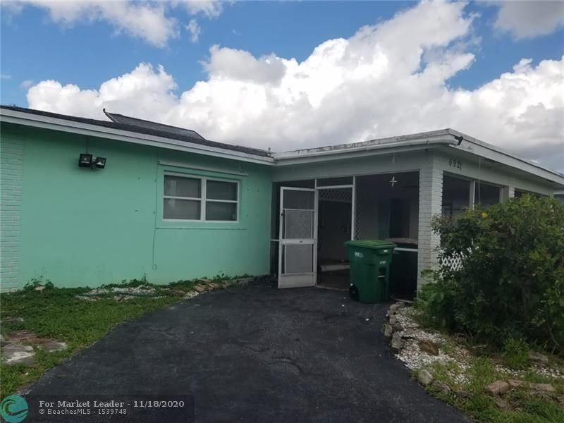 6921 NW 81st Ct, Tamarac, FL 33321 - MLS#: F10255670