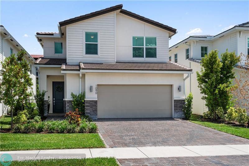 Photo of 1090 Veleiros Blvd, Deerfield Beach, FL 33064 (MLS # F10293670)