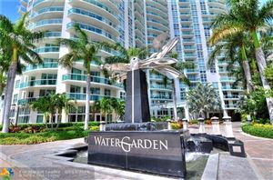Photo of 347 N NEW RIVER DR E #3011, Fort Lauderdale, FL 33301 (MLS # F10165671)