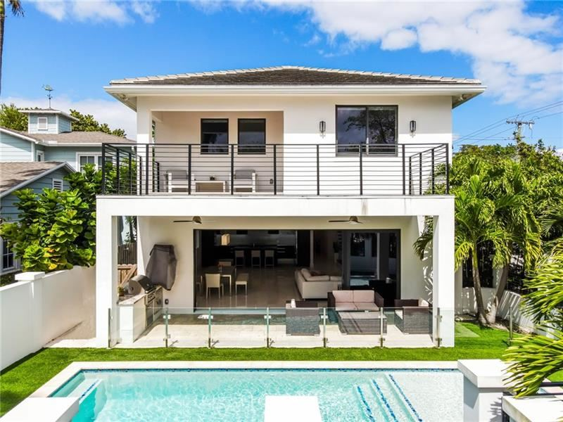 875 SE 9th Ave, Fort Lauderdale, FL 33316 - MLS#: F10275671
