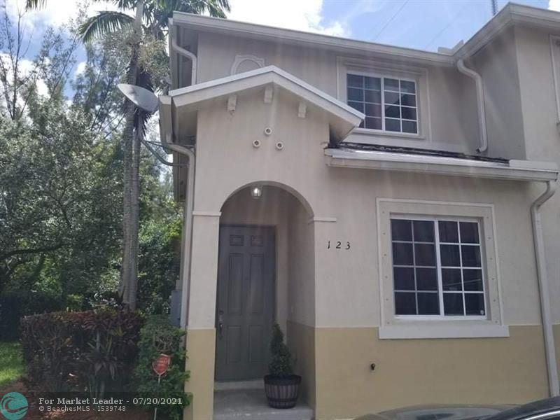 21221 NW 14th Pl #123, Miami Gardens, FL 33169 - #: F10289671