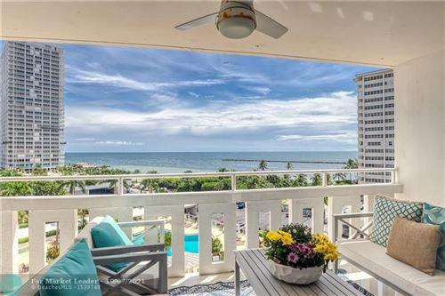 Photo of 2000 S Ocean Dr #705, Fort Lauderdale, FL 33316 (MLS # F10301672)