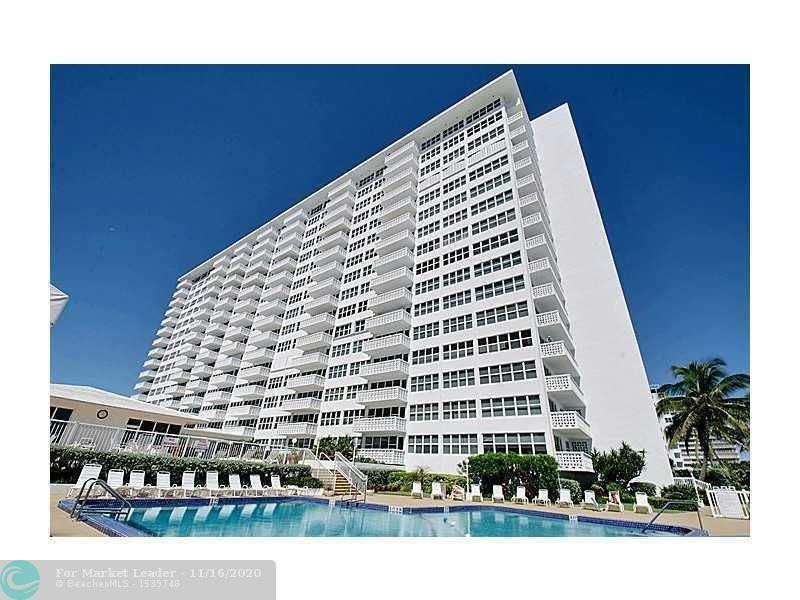 Photo of 4010 Galt Ocean Dr #1115, Fort Lauderdale, FL 33308 (MLS # F10257672)