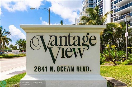 Foto de inmueble con direccion 2841 N Ocean Blvd #1704 Fort Lauderdale FL 33308 con MLS F10248675