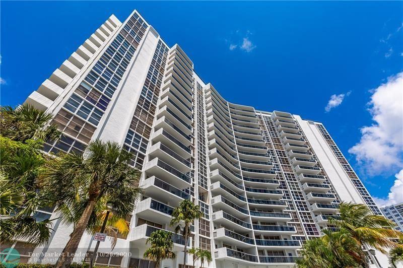 Photo of 2841 N Ocean Blvd #1704, Fort Lauderdale, FL 33308 (MLS # F10248675)