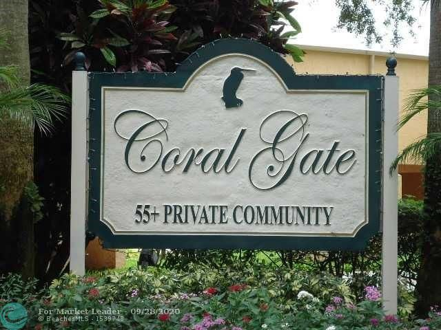 5626 Coral Lake Dr #302, Margate, FL 33063 - #: F10249676