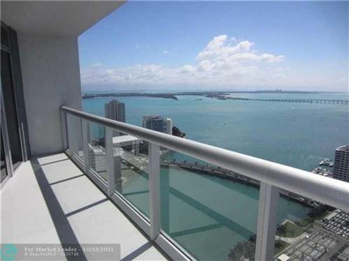 Photo of 495 Brickell Ave #4009, Miami, FL 33131 (MLS # F10305677)