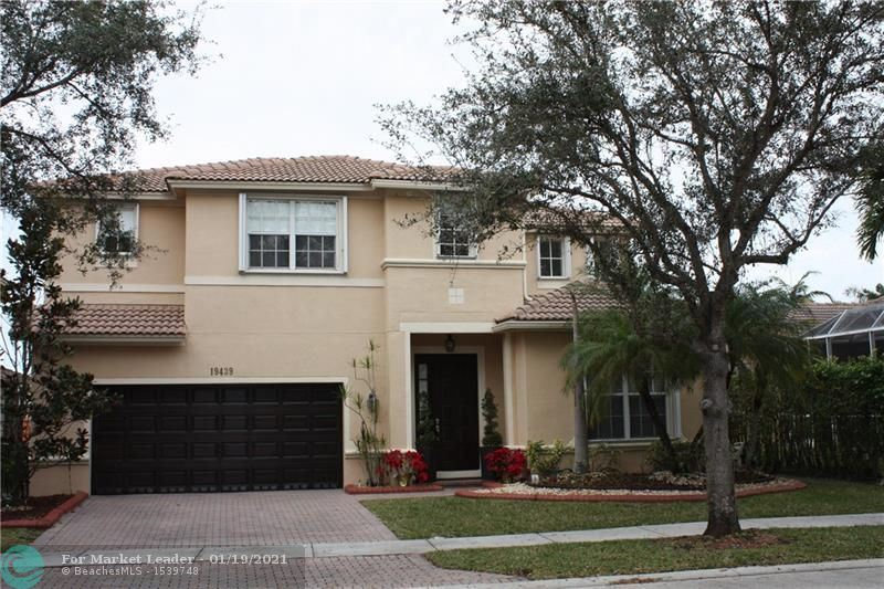 19439 S Whitewater Ave, Weston, FL 33332 - #: F10266677