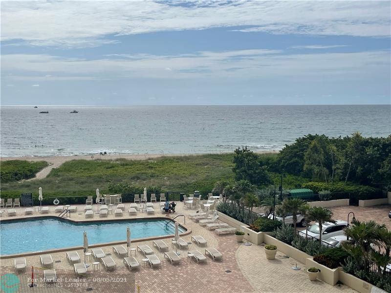 Photo of 1900 S Ocean Blvd #4C, Lauderdale By The Sea, FL 33062 (MLS # F10292677)