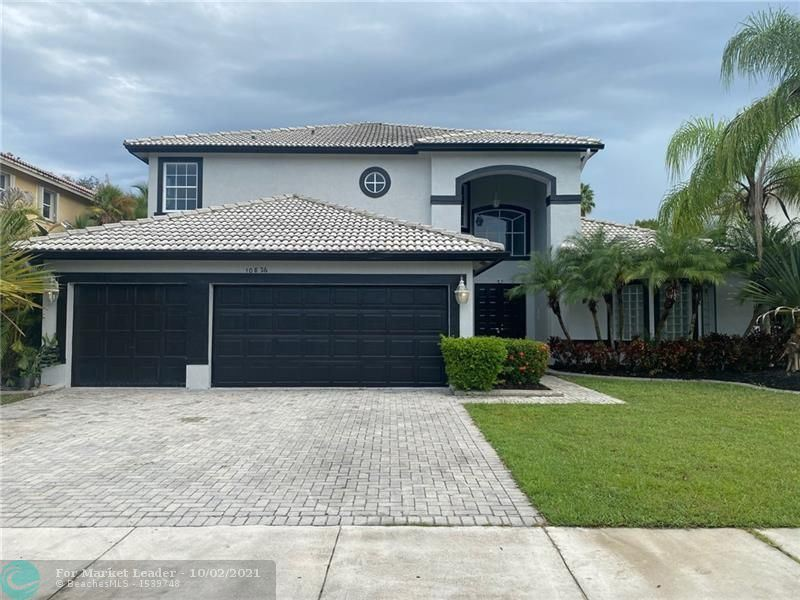 10826 NW 56TH CT, Coral Springs, FL 33076 - #: F10293677