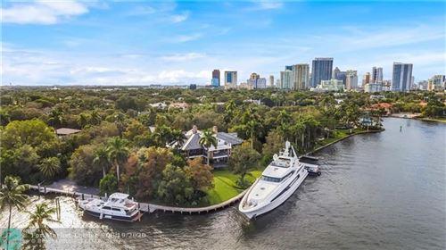 Photo of 1600 Ponce De Leon Dr, Fort Lauderdale, FL 33316 (MLS # F10131678)