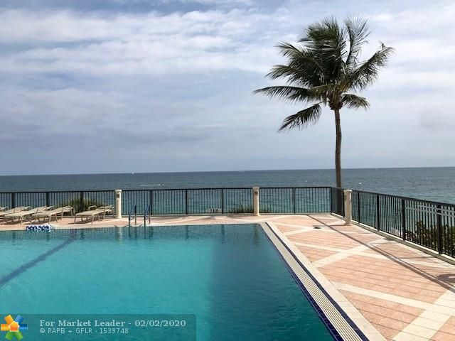 Photo of 4280 Galt Ocean Dr #6J, Fort Lauderdale, FL 33308 (MLS # F10214678)