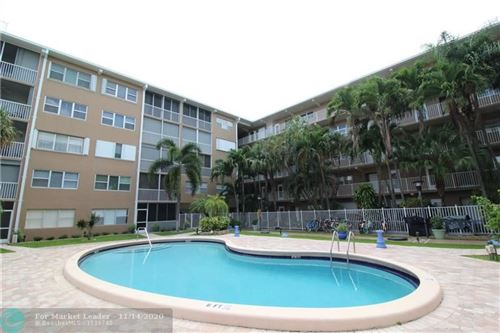 Photo of 4117 Bougainvilla Dr #106, Lauderdale By The Sea, FL 33308 (MLS # F10258679)
