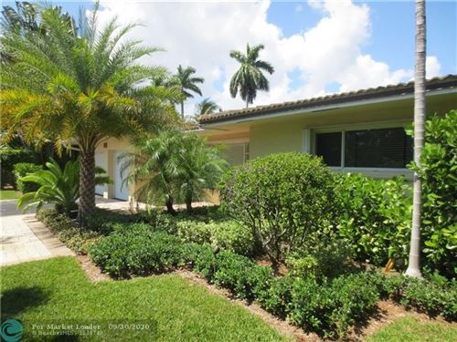 Photo of 2061 Tropic Isle, Lauderdale By The Sea, FL 33062 (MLS # F10249680)