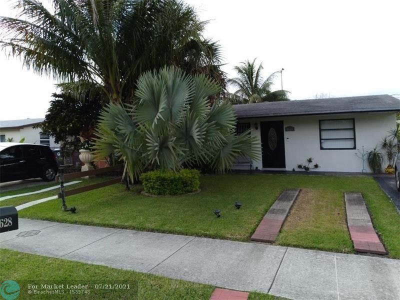 Photo of 6628 SW 20th St, North Lauderdale, FL 33068 (MLS # F10293680)