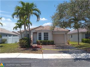 Photo of 16505 NW 23rd St, Pembroke Pines, FL 33028 (MLS # F10192681)