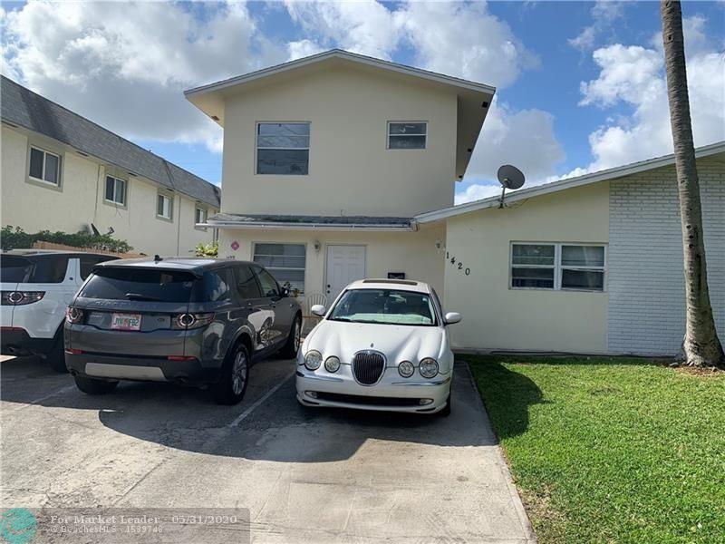 Photo of 1420 NE 50th Ct #2, Fort Lauderdale, FL 33334 (MLS # F10231681)