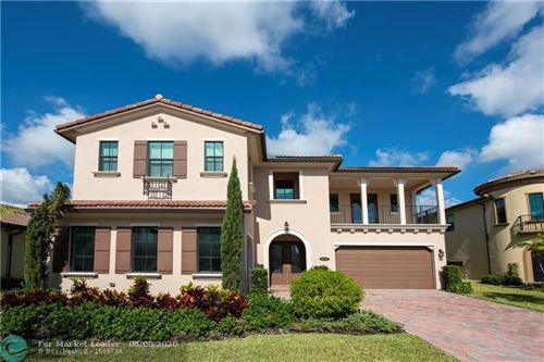 Photo of 9235 Meridian Dr W, Parkland, FL 33076 (MLS # F10227682)