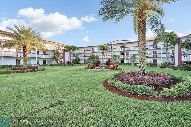351 Fanshaw I #351, Boca Raton, FL 33434 - #: F10233682