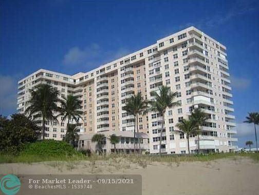 Photo of 5200 N OCEAN BLVD #410, Lauderdale By The Sea, FL 33308 (MLS # F10300682)