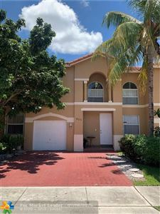 Photo of 923 NW 135th Ave #923, Pembroke Pines, FL 33028 (MLS # F10183683)