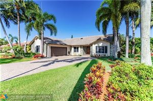 Photo of 418 NW 107th Ter, Coral Springs, FL 33071 (MLS # F10188683)