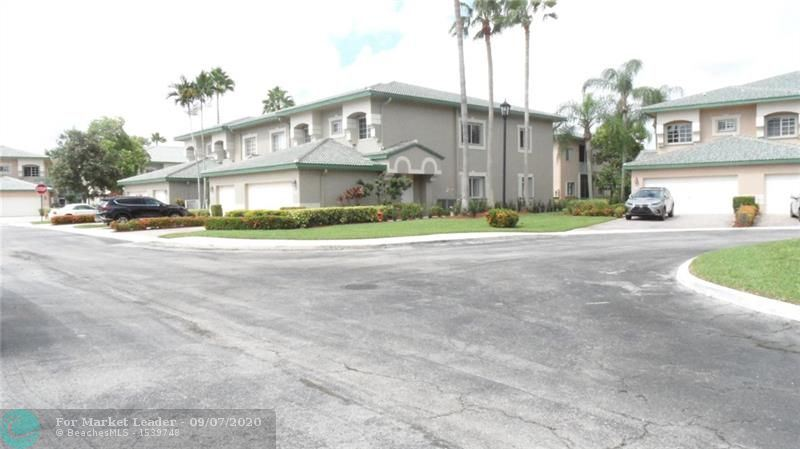 7948 Exeter Cir West #202, Tamarac, FL 33321 - #: F10247683