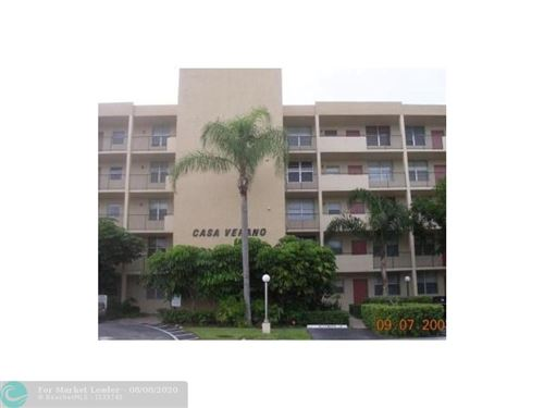 Photo of 2400 NE 10th St #206, Pompano Beach, FL 33062 (MLS # F10242684)